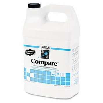 Franklin Cleaning Technology Compare Floor Cleaner, 1 gal Bottle - Includes four per case.