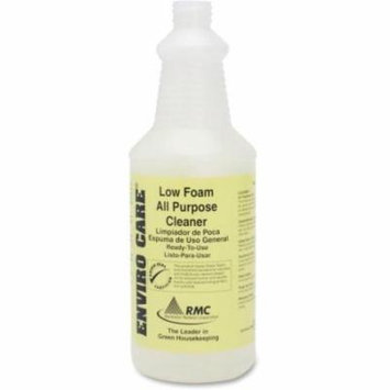RMC SNAP! Bottle for Enviro Care Low-Foam All-purpose Cleaner - Frosted Clear - Plastic