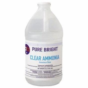 Pure Bright PureBright All-Purpose Cleaner with Ammonia, 64oz, Bottle - eight bottles.