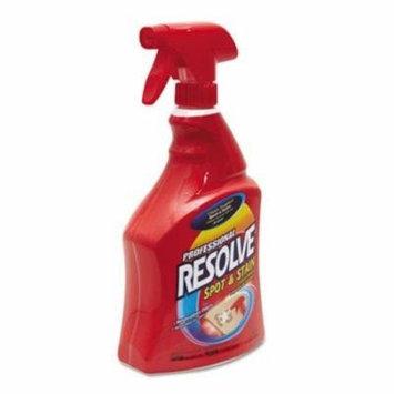 RECKITT BENCKISER PROFESSIONAL 97402CT Carpet Cleaner, 32oz Spray Bottles, 12/Carton