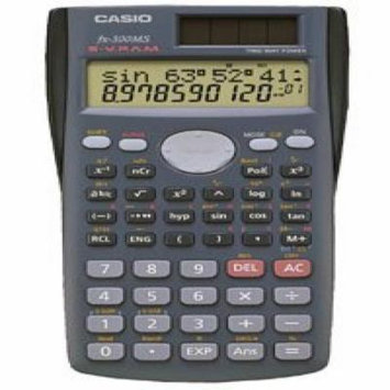 Casio MS+ 12X2 Line 229 Function Scientific FX300