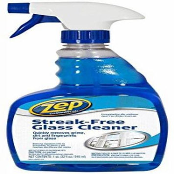Zpe ZU112032 Streak-Free Glass Cleaner, Pleasant Scent, 32 oz. Spray Bottle