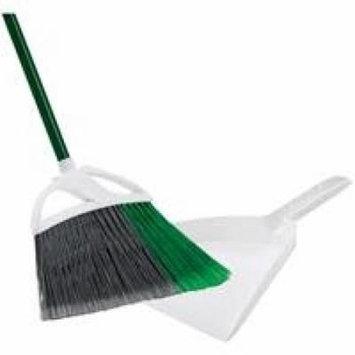 Dual Actn Broom/Dustpan, 139979 2PK