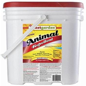 I Must Garden Granular Animal Repellent - 20lb (Deer, Rabbit, Groundhog, and other Herbivores)