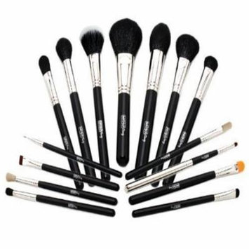 Mojo Beauty Premier 15-Piece Professional Make-up Brush Kit