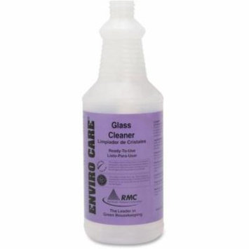 RMC SNAP! Bottle for Enviro Care Glass Cleaner - Frosted Clear - Plastic