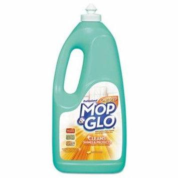 Triple Action Floor Cleaner, Fresh Citrus Scent, 64oz Bottles, 6/Carton, Sold as 1 Carton, 6 Each per Carton