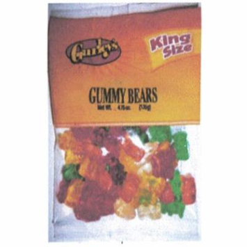 26950 5.25 Oz Cherry Sours(5.5Oz), Gurley's Foods, Pack_12, Gummy Candy Tha