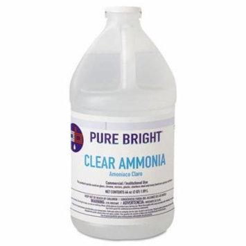Pure Bright - PureBright All-Purpose Cleaner with Ammonia, 64oz Bottle, 8/Carton 19703575033 (DMi CT