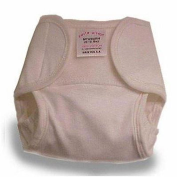 Basic Connection 209001 Newborn Cotton Wrap Diaper Cover in Brown