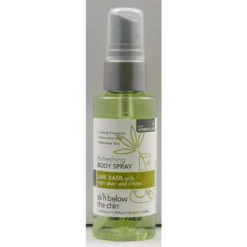 C. Booth Skin Below The Chin Refreshing Body Spray - Lime Basil