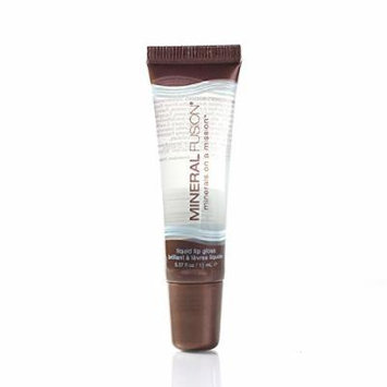 Mineral Fusion Liquid Lip Gloss, Polished, .37 Ounce by Mineral Fusion