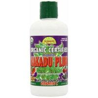 Dynamic Health Organic Certified Juice Blend, Kakadu Plum, 33.8 Fluid Ounce by Dynamic Health