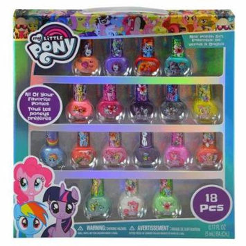 Wholesale My Little Pony 18pk Nail Polish in Window Box
