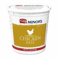 Nestle Minors Chicken Base, 5 Pound -- 4 per case.