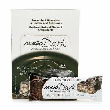 Nugo Nutrition - NuGo Nutrition Bar - Dark Chocolate Chip - 50 grm - Case of 12