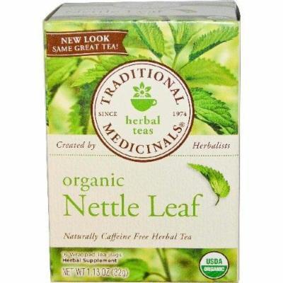 Traditional Medicinals Nettle Leaf Herb Tea 3x 16 Bag