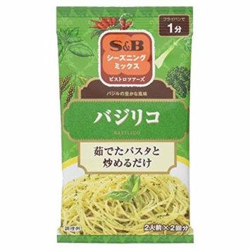 S&B Japan Basilico seasoning 12g x 10 pieces