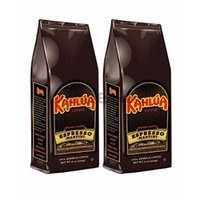 Kahlua Espresso Martini Ground Coffee (2 bags/12 oz)