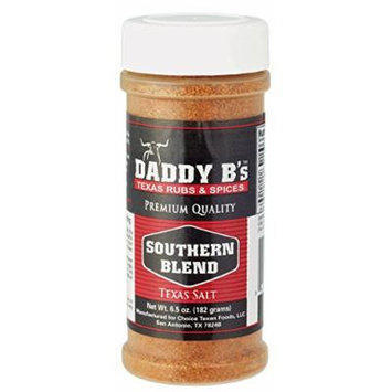 Daddy B's Southern Blend Seasoning 6.75 oz (Pack of 3)