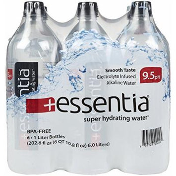 Electrolyte Enhance Water (1 Liter and 6 per case)
