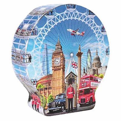 Churchills's Sights of London Tin w/ English Toffee 300g