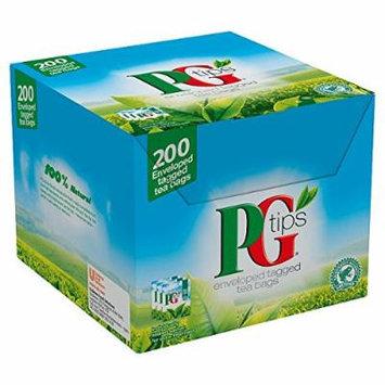 PG Tips Tea Bags Envelopes - 2 X 200's