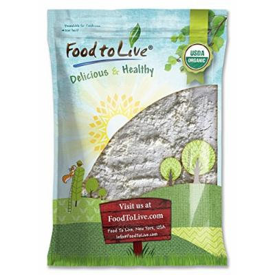 Organic Garlic Powder — Non-GMO, Raw, Dried, Bulk (by Food to Live) 5 Pounds