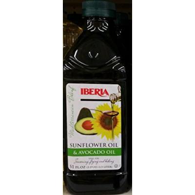 Iberia Sunflower & Avocado Oil 1.5 L (Pack of 2)