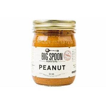 BIG SPOON ROASTERS Honeyed Peanut Butter 10 oz jar