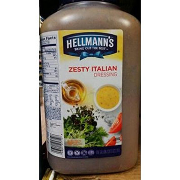 Hellmann's Zesty Italian Dressing 1 Gallon (2 Pack)