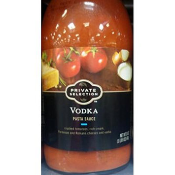 Private Selection Vodka Pasta Sauce 24 Oz (Pack of 2)
