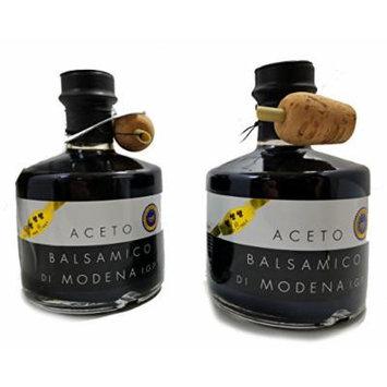 Balsamic Vinegar of Modena IGP - 3 Leaf (250 ml) 2 Pack