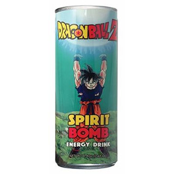 Dragon Ball Z Spirit Bomb, 201.6 Ounce (Pack of 24)