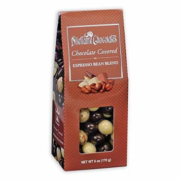 Chocolate Covered Espresso Bean Blend - 6 oz Gift Box - by Dilettante (4 Pack)