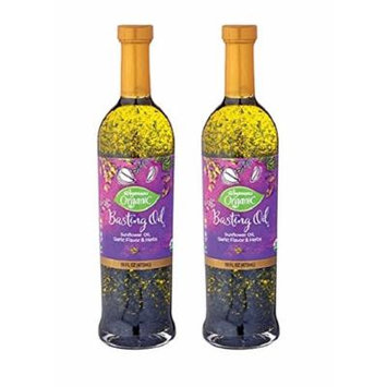 Wegmans Organic Basting Oil with Garlic & Herbs (2-16oz)