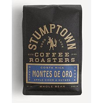Stumptown Coffee Roasters Whole Beans, COSTA RICA ~ Montes de Oro, DIRECT TRADE 12oz