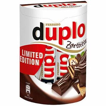 Ferrero Duplo Dark Chocolate (10 bars) Pack of 2 (2 x 182g) - Limited Edition