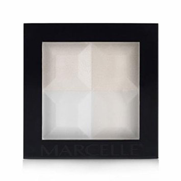 Marcelle Monochromatic Eyeshadow Quad, Moonlighting, 4.60 Gram