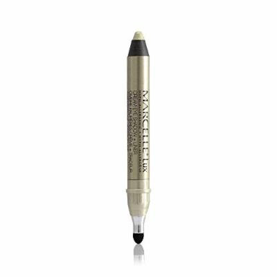 Marcelle Waterproof Lux Cream Eyeshadow + Liner, Vanilla Ice, 1.6 Gram