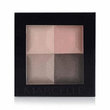 Marcelle Eyeshadow Quad, Mona Lisa, 4.60 Gram
