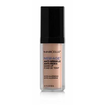 Marcelle New-Age Anti-Wrinkle Makeup, True Beige, 0.67 Ounce