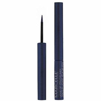 Marcelle Waterproof Liquid Dip-Pen Eyeliner, Navy, 0.05 Ounce