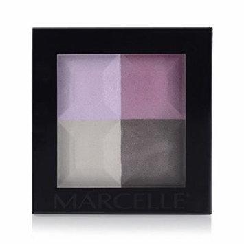Marcelle Eyeshadow Quad, Mauve On Over, 4.60 Gram