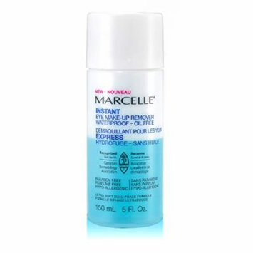 Marcelle Instant Eye Makeup Remover, 5 Ounce