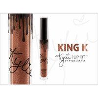 Kylie King K Jenner Metal Matte Lipstick, 0.3 Ounce