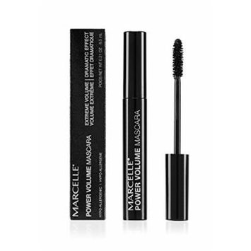 Marcelle Power Volume Mascara, Black, 0.28 Ounce