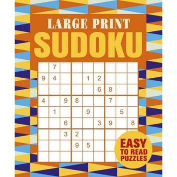 Arcturus Publishing Large Print Sudoku