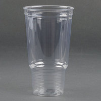 Dart Conex 32AC 32 oz. Clear PET Plastic Cold Cup 500/CS