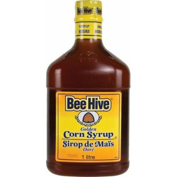 BeeHive Golden Corn Syrup, 1000 Milliliter/1 Litre